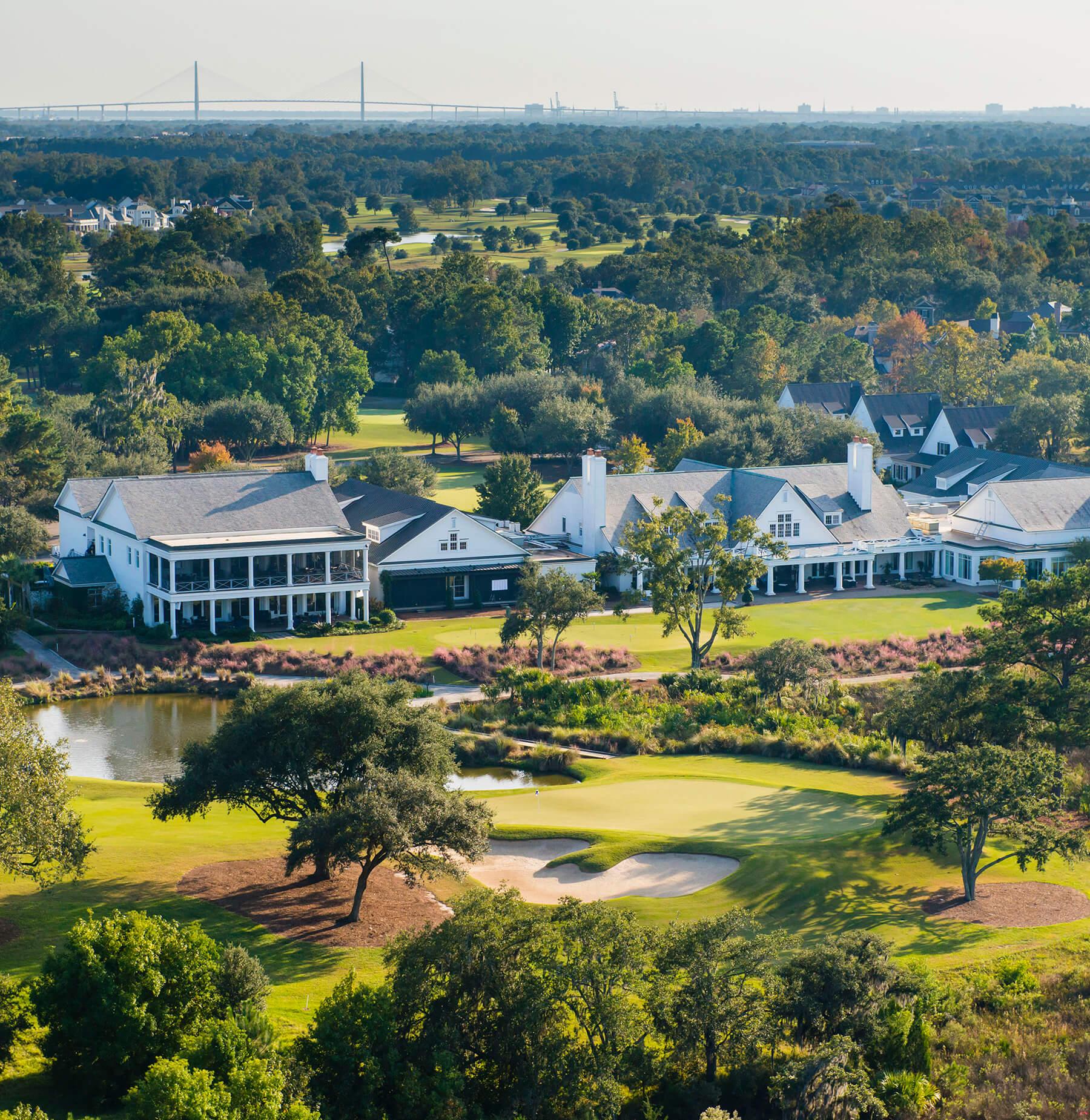 Daniels Island Charleston Sc: Private Golf Courses In Charleston SC