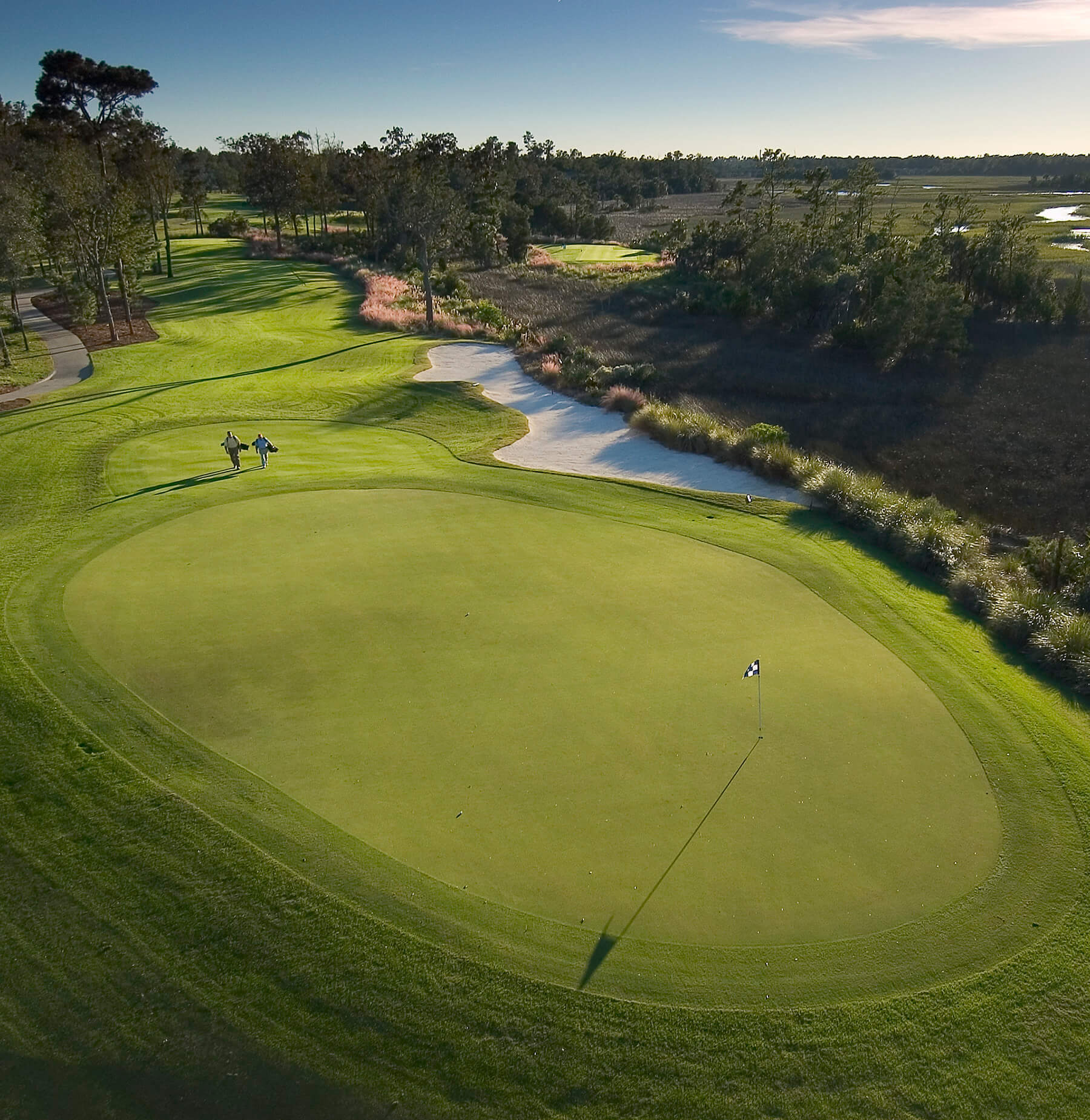 Beresford Creek Course